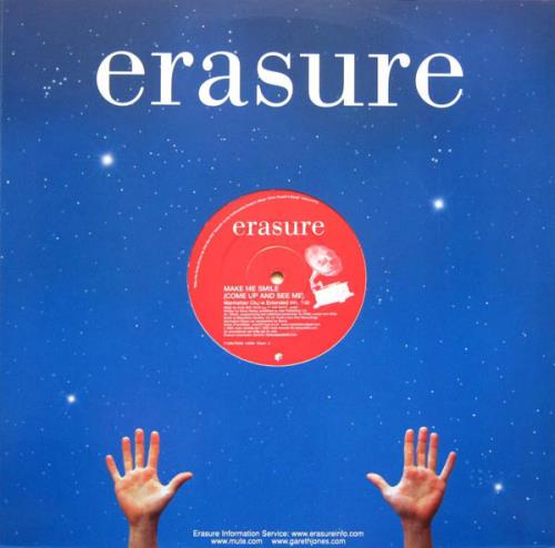 Erasure Make Me Smile (Come Up And See Me) 2003 UK 12\