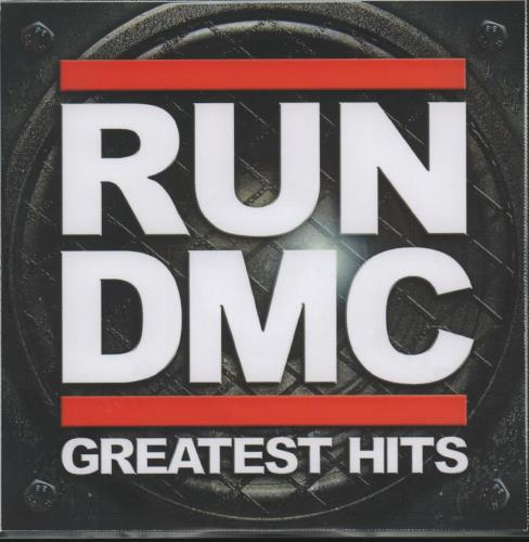 Run DMC Greatest Hits 2003 UK CDR acetate CDR