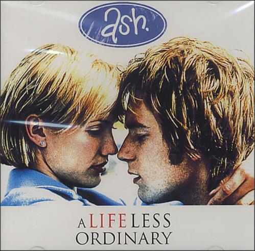 Ash A Life Less Ordinary 1997 UK CD single INFECT50CD