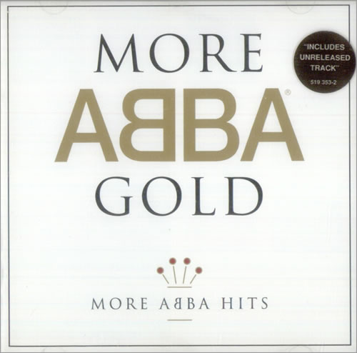 Abba More Abba Gold 1993 French CD album 5193532