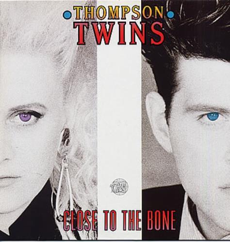 Thompson Twins Close To The Bone 1987 German vinyl LP 208143