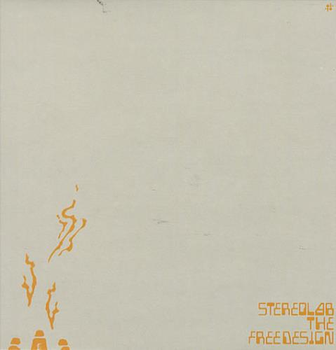 "Image of Stereolab The Free Design 1999 UK 12"" vinyl DUHFD22"