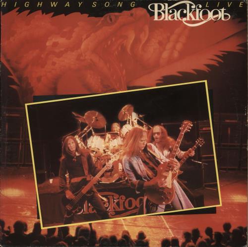Highway Song - Live - Blackfoot