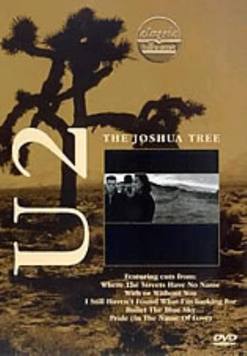 U2 Joshua Tree 2001 UK DVD DVD2010