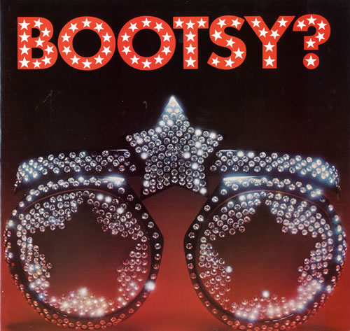 Bootsys Rubber Band Bootsy Player Of The Year 1978 UK vinyl LP K56424
