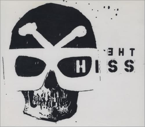 The Hiss Triumph 2003 European CD single 0657782