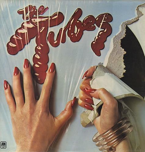 The Tubes The Tubes 1975 UK vinyl LP AMLH64534
