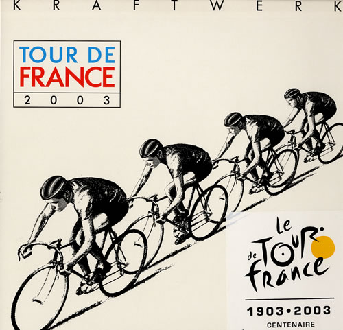 Kraftwerk Tour De France 2003 2003 French 12 vinyl 5526896