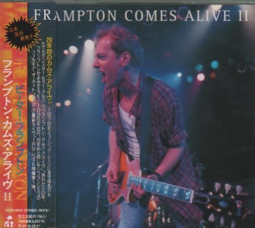 Frampton, Peter - Frampton Comes Alive Ii