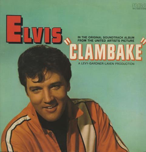 Presley, Elvis - Clambake Record