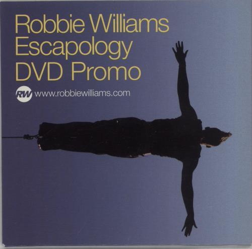 Williams, Robbie - Escapology