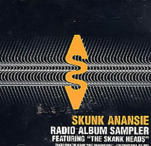 Skunk Anansie The Skank Heads - Radio Album Sampler 1999 USA CD album DPRO-14348