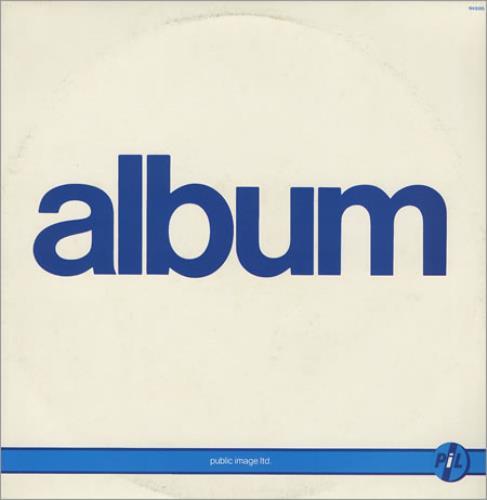 Image of P.I.L. Album 1986 Brazilian vinyl LP 104.8365