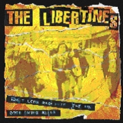 The Libertines Don\'t Look Back Into The Sun / Death On The Stairs 2003 UK 2-CD single set RTRADESCD119/120