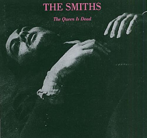 The Smiths The Queen Is Dead 1993 German CD album 4509918962