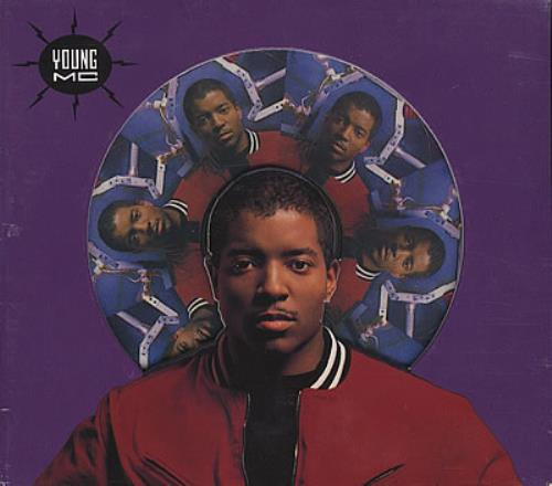 Young MC Brainstorm 1991 USA CD album DPRO-79882