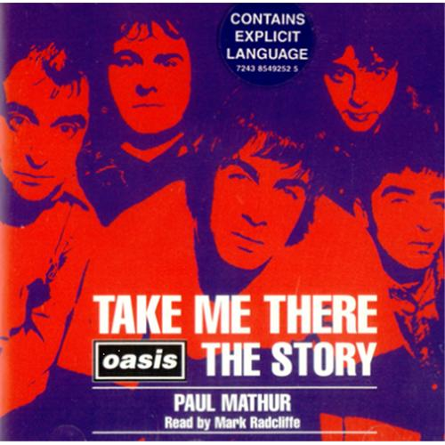 Oasis Take Me There  Oasis The Story 1996 UK 2CD album set CDLFP8003