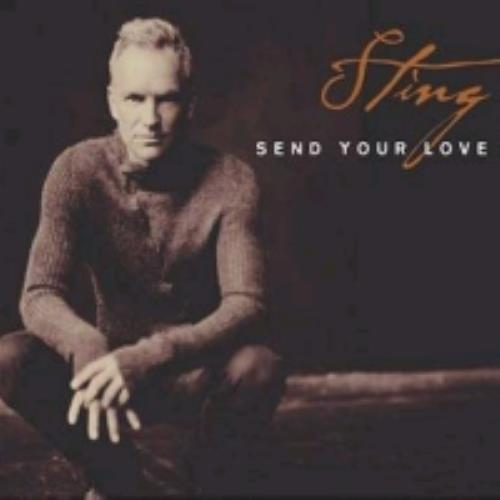 Image of Sting Send Your Love 2003 UK CD single 9810103