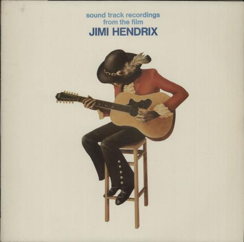 Hendrix, Jimi - Sound Track Recordings - Ex