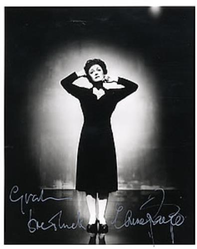 Elaine Paige Signed Photo UK photograph SIGNED PHOTO