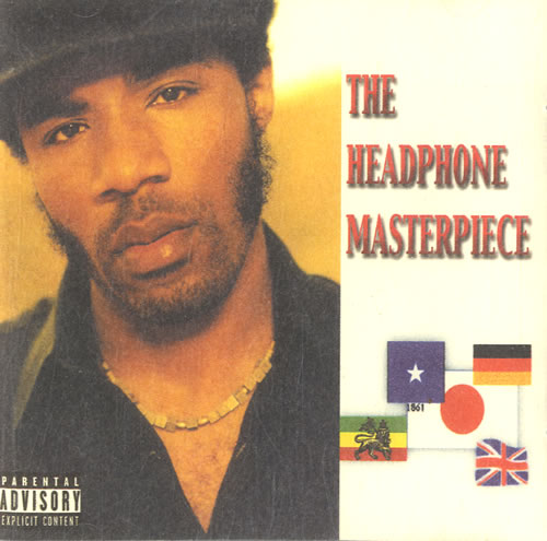 Cody Chesnutt Headphone Masterpiece 2003 UK 2-CD album set TPLP345CD