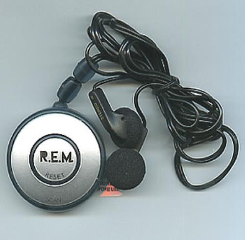 REM In Time The Best Of R.E.M  Radio  Stickered Box 2003 UK memorabilia RADIO
