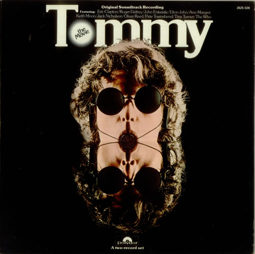Who - Tommy - Soundtrack
