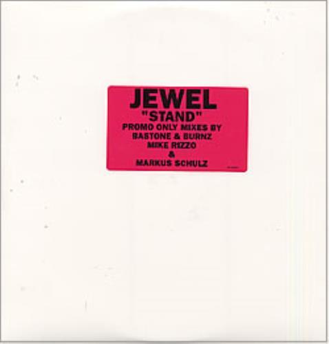 "Image of Jewel Stand 2003 USA 12"" vinyl PR301324"