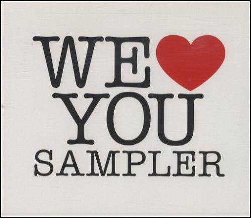 I Am Kloot 86 TVs 2000 UK CD single AMOUR SAMPLER