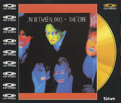 Cure - In Between Days - Cd-video