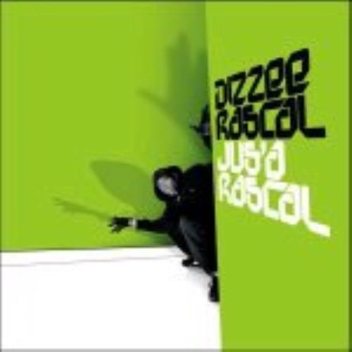 Image of Dizzee Rascal Jus' A Rascal 2003 UK CD single XLS175CD