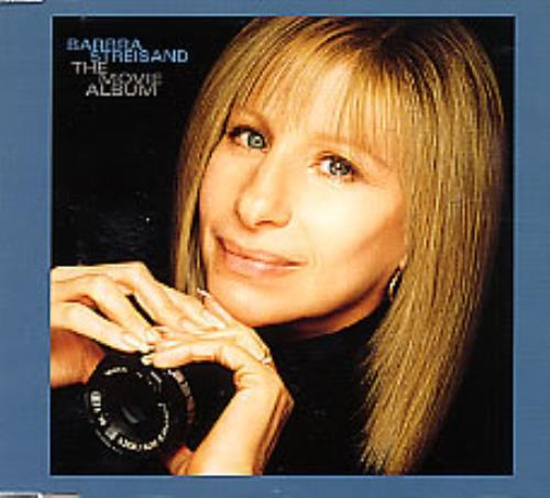 Barbra Streisand The Movie Album 2003 Austrian CD album SAMPCD134872