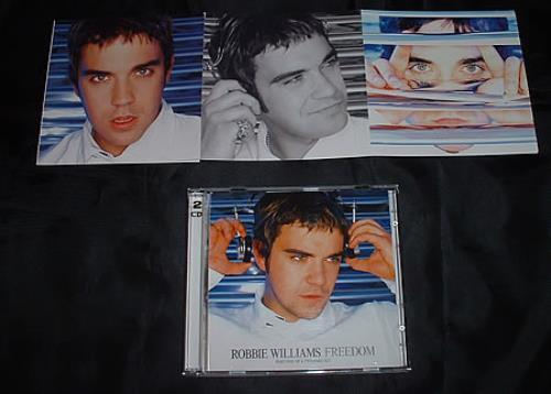 Williams, Robbie - Freedom (part 1 + Postcards)