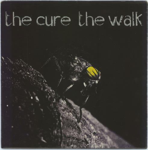 Cure - The Walk - Poster Sleeve