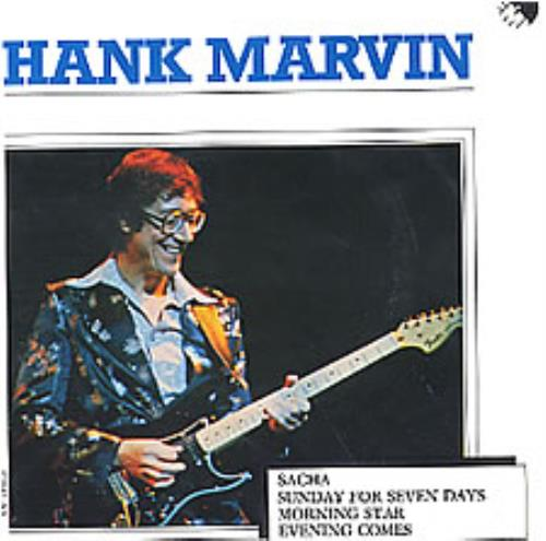 Hank Marvin Hank Marvin EP 1980 New Zealand 7\