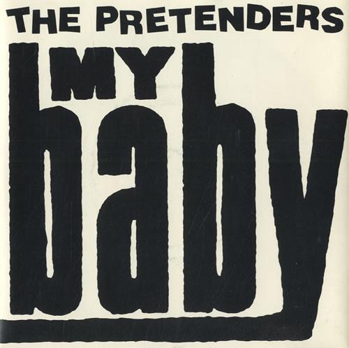 Pretenders - My Baby CD
