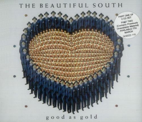 Beautiful South - Good As Gold LP