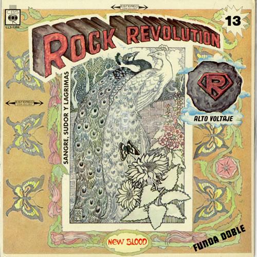 Blood Sweat & Tears Sangre Nueva  New Blood 1972 Mexican vinyl LP CLS5388