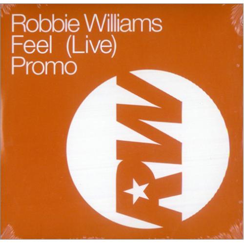 Williams, Robbie - Feel (live)