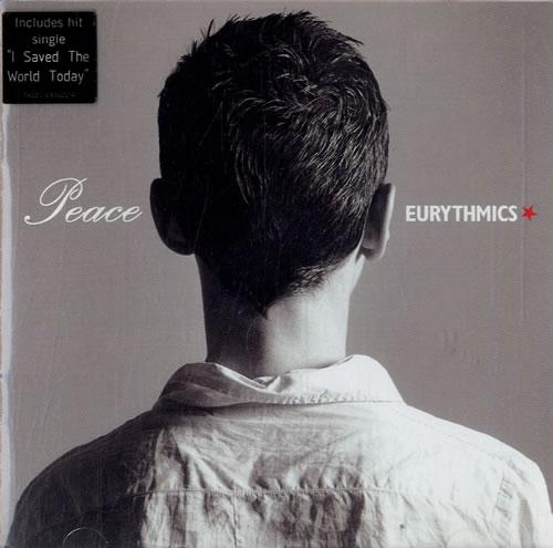 Eurythmics - Peace Vinyl
