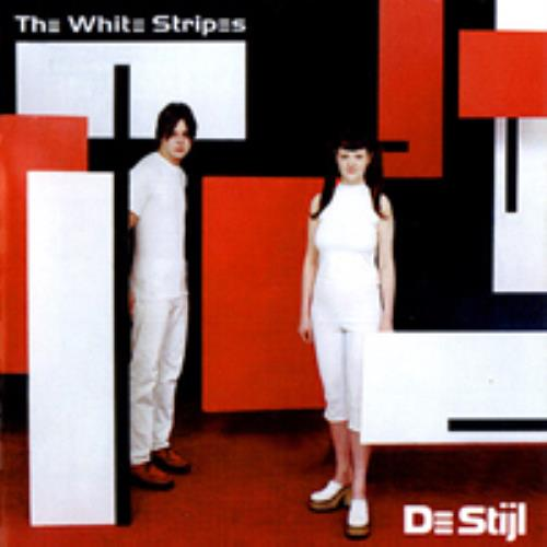 White Stripes - De Stijl Record