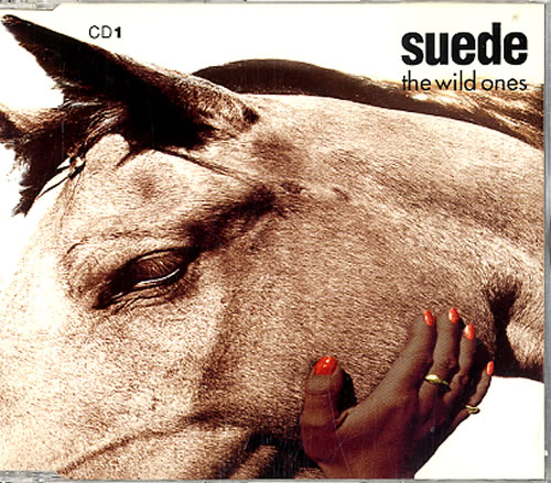 Suede The Wild Ones  2CD Set 1994 UK 2CD single set NUD11CD1CD2