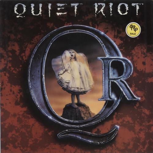 Quiet Riot - Quiet Riot Album