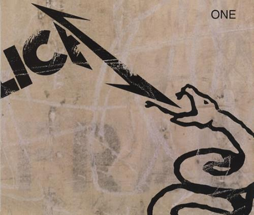 Metallica - One - 3-track