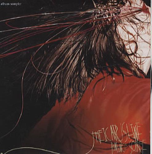 The Icarus Line Penance Soiree  Album Sampler 2004 UK CD album VVR1025552P