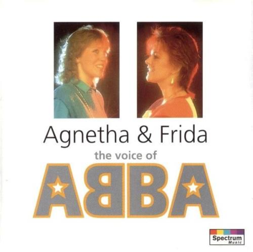 Abba The Voice Of ABBA 1994 UK CD album 5502122