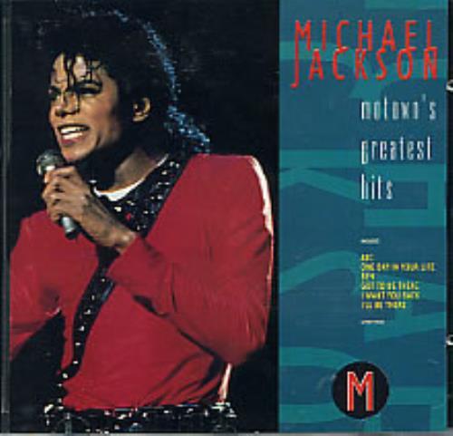 Jackson, Michael - Motown's Greatest Hists