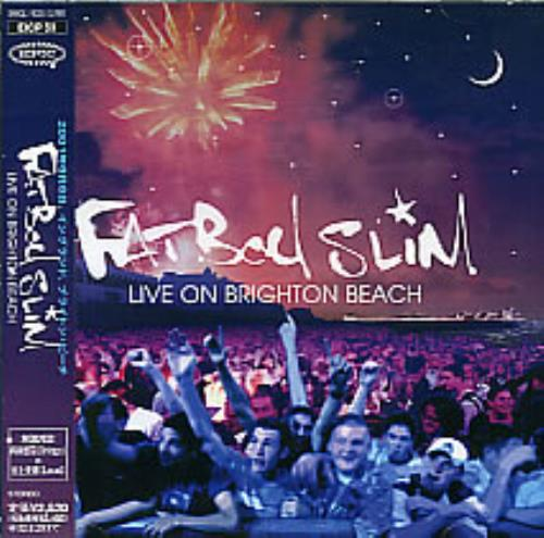 Fatboy Slim - Live On Brighton Beach Single