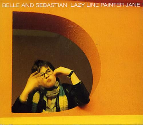 Belle & Sebastian Lazy Line Painter Jane - 3-CD Box Set 1997 UK cd single boxset JPRBOX001
