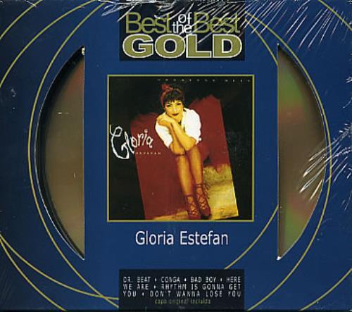 Image of Gloria Estefan Greatest Hits/Greatest Hits Vol. II Brazilian 2-CD album set 2-472332/2-501637